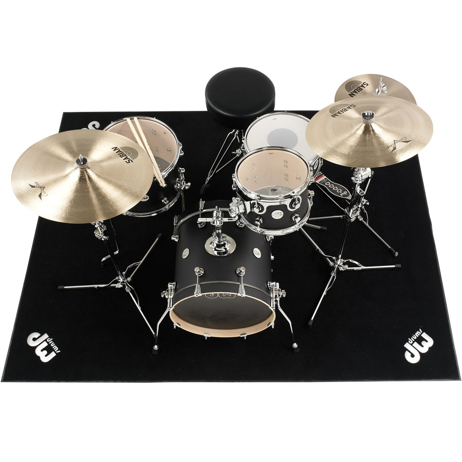 View larger image of DW Large Drum Rug