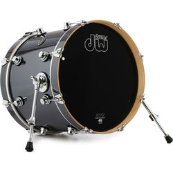 DW Performance Series Bass Drum - Chrome Shadow