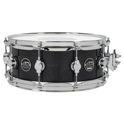 DW Performance Series Snare Drum - 5.5x14 - Ebony Stain