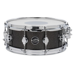 DW Performance Series Snare Drum - 5.5x14 - Pewter Sparkle