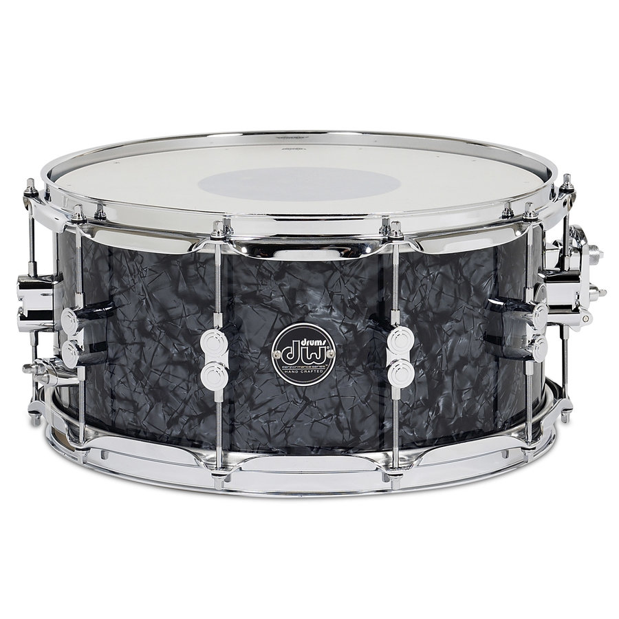 View larger image of DW Performance Series Snare Drum - 6.5x14 - Black Diamond
