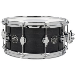 DW Performance Series Snare Drum - 6.5x14 - Ebony Stain