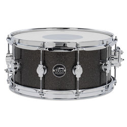 DW Performance Series Snare Drum - 6.5x14 - Pewter Sparkle