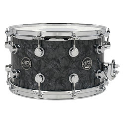 DW Performance Series Snare Drum - 8x14 - Black Diamond