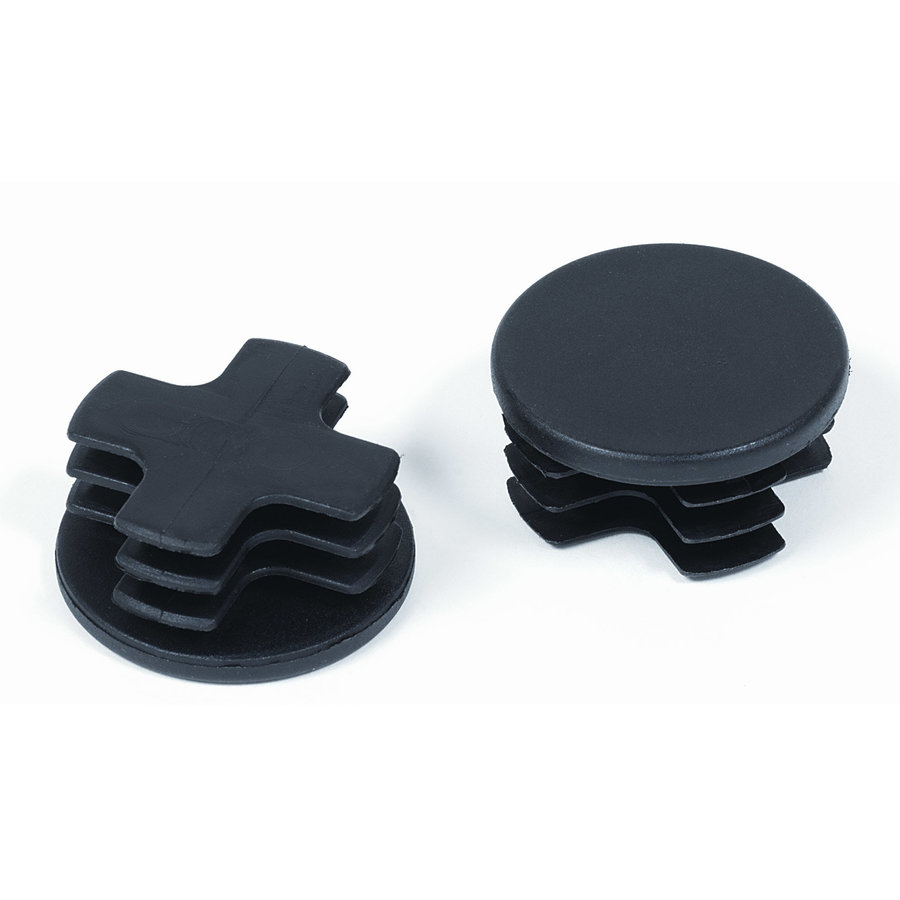 View larger image of DW Rack Tube End Caps - 2 Pack