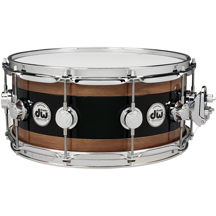 View larger image of DW Reverse Edge Snare Drum - 6x14