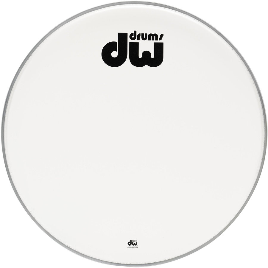 View larger image of DW Texture Coated Bass Drumhead - 18