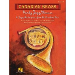 Early Jazz Classics (The Canadian Brass) - Horn in F