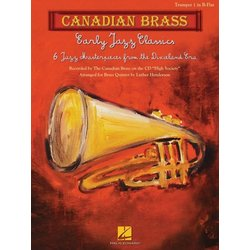 Early Jazz Classics (The Canadian Brass) - Trumpet 1