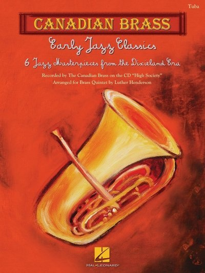 View larger image of Early Jazz Classics (The Canadian Brass) - Tuba