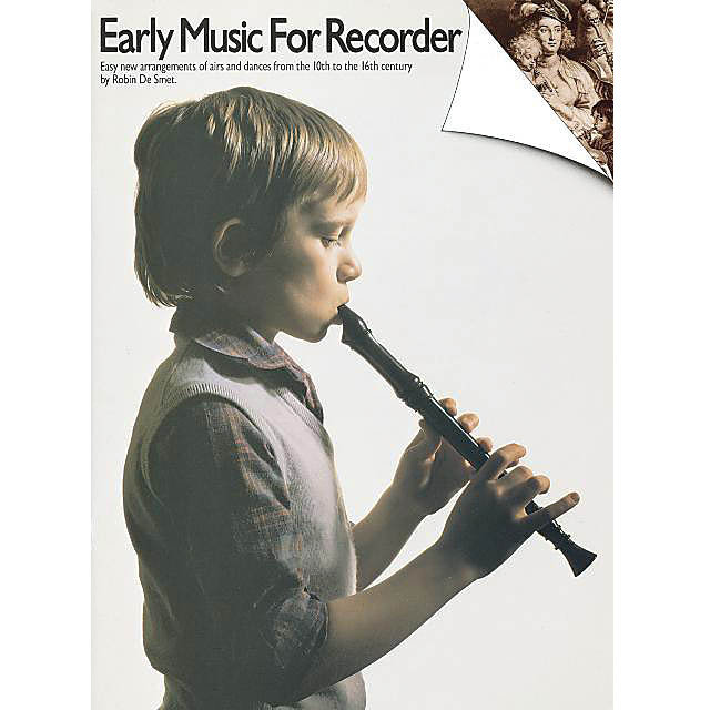 View larger image of Early Music for Recorder