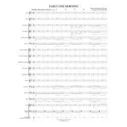 Early One Morning - Score & Parts, Grade 1.5