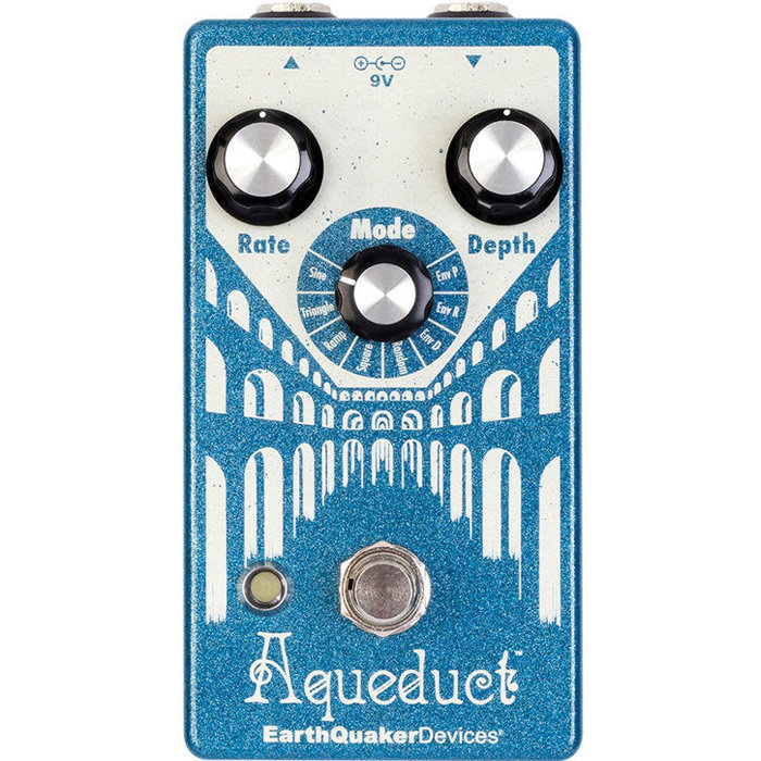 View larger image of EarthQuaker Aqueduct Vibrato Pedal