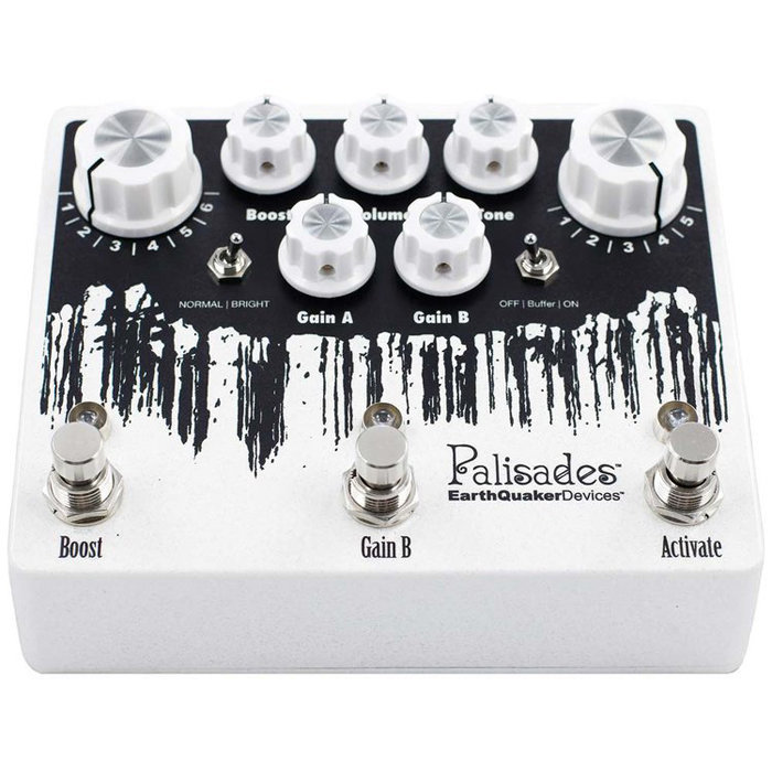 View larger image of EarthQuaker Devices Palisades V2 Mega Ultimate Overdrive Pedal
