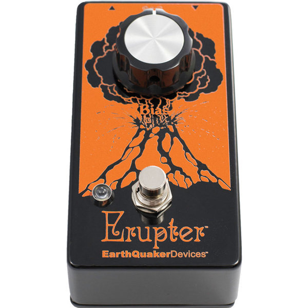 View larger image of EarthQuaker Erupter Fuzz Pedal