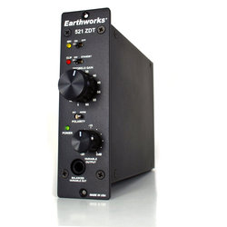 Earthworks 521 One Channel 500 Series ZBT Preamp