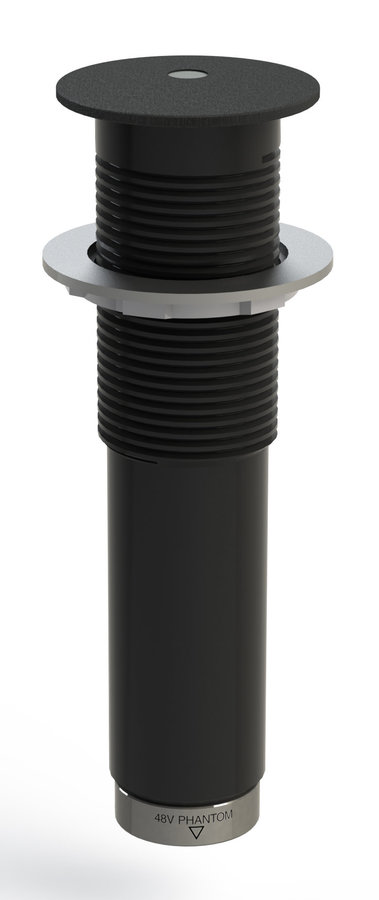 View larger image of Earthworks IMB30-B Low Profile Boundary Layer Microphone - Black