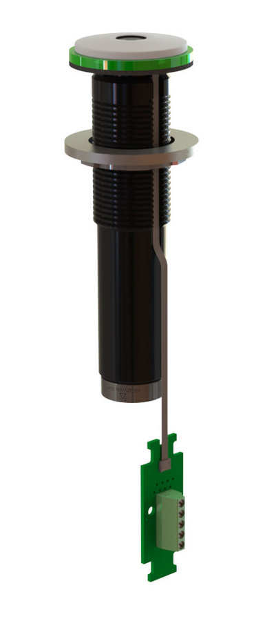 View larger image of Earthworks IMBL30-W Low Profile Boundary Layer Microphone - White