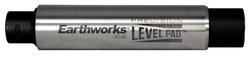 View larger image of Earthworks LP20 LevelPad Mic Pad