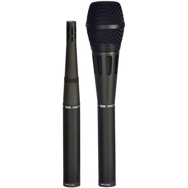 View larger image of Earthworks SR20 Cardioid Condenser Microphone