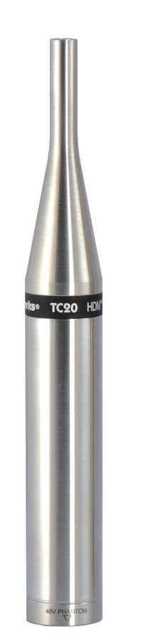 View larger image of Earthworks TC20 Omnidirectional Microphone for Loud Sources