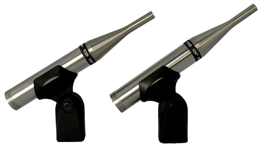View larger image of Earthworks TC25mp Omnidirectional Microphone for Loud Sources - Matched Pair