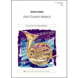 East County March - Score & Parts, Grade 3.5
