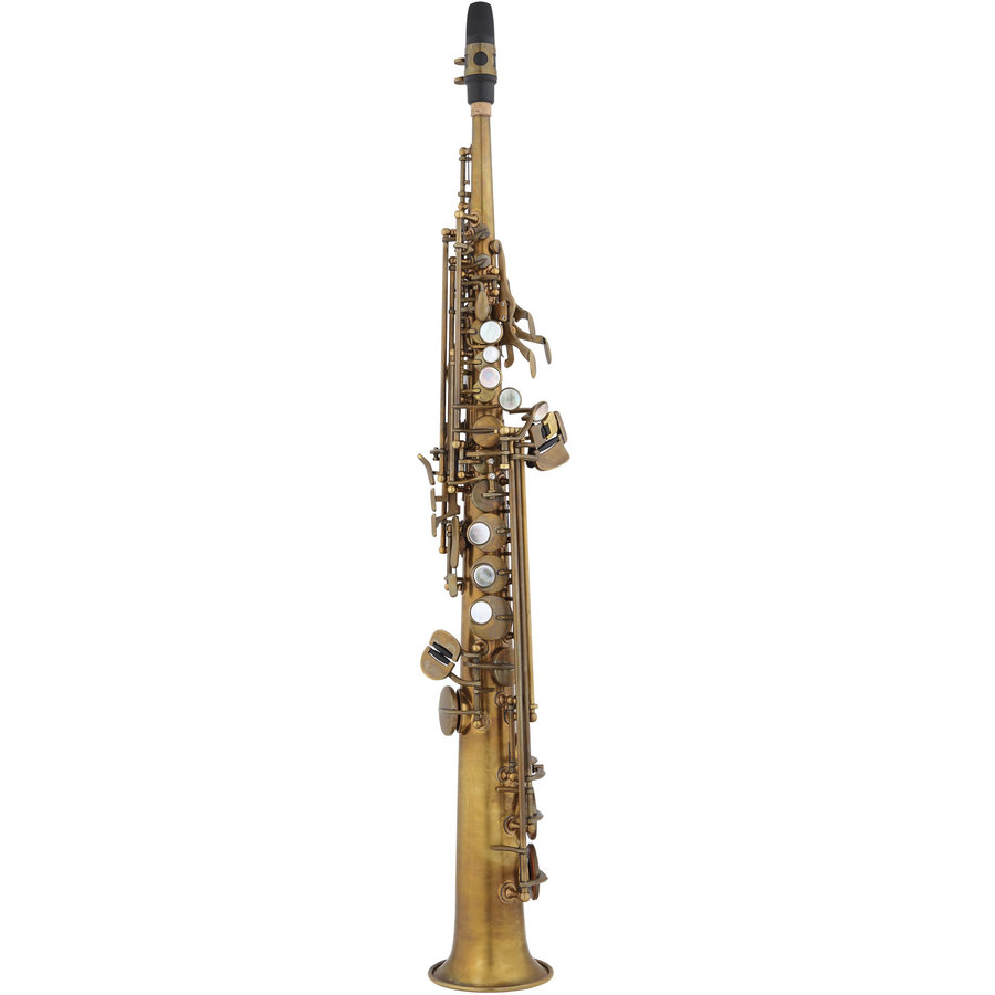 View larger image of Eastman 52nd Street Soprano Saxophone