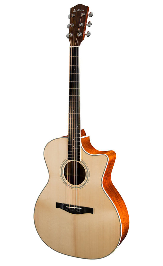 View larger image of Eastman AC322CE Grand Auditorium Acoustic Guitar - Cutaway, Electronics