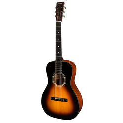 Eastman E10P-SB Parlor Acoustic Guitar - Sunburst