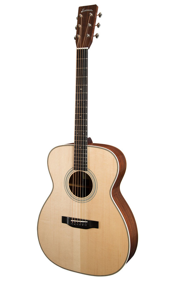 View larger image of Eastman E20OM Orchestra Acoustic Guitar