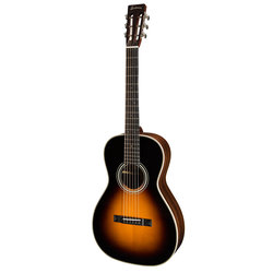 Eastman E20P-SB Parlor Acoustic Guitar - Sunburst