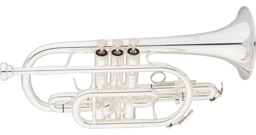 View larger image of Eastman ECN422S Andreas Cornet - Silver-Plated