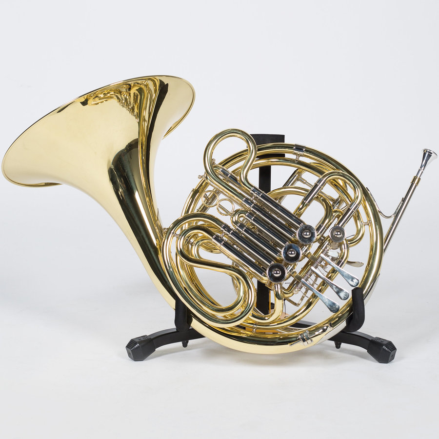 View larger image of Eastman EFH462 Andreas Double French Horn - Yellow Brass, Kruspe