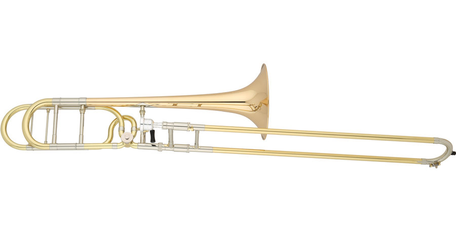 View larger image of Eastman ETB828G Trombone with F