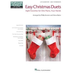 Easy Christmas Duets (1P4H)
