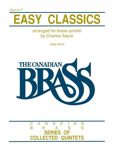 View larger image of Easy Classics (The Canadian Brass) - French Horn