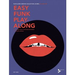 Easy Funk Play-Along - Bass