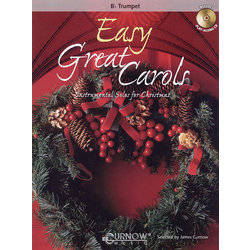 Easy Great Carols - Trumpet