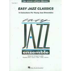 Easy Jazz Classics - Tenor Sax 1