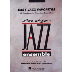 Easy Jazz Favorites - Alto Sax 1