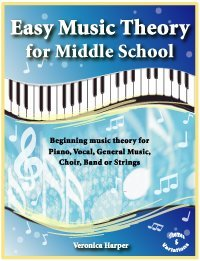 View larger image of Easy Music Theory for Middle School - Student Workbook 5-Pack