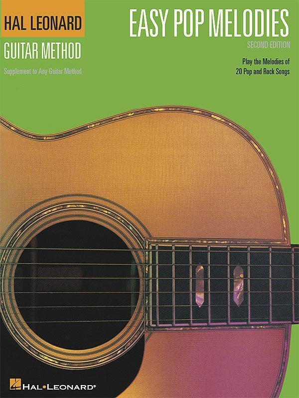 View larger image of Easy Pop Melodies – Third Edition Book Only