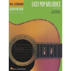 Easy Pop Melodies – Third Edition Book Only