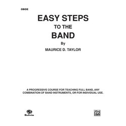 Easy Steps to the Band - Oboe