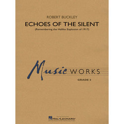 Echoes Of The Silent - Score & Parts, Grade 3