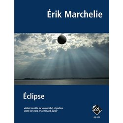 Eclipse (Marchelie) - Guitar & Cello Duet