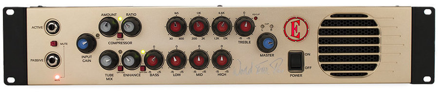 View larger image of Eden WTP900 World Tour Pro 900 Bass Amp Head