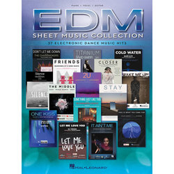 EDM Sheet Music Collection (Piano/Vocal/Guitar)