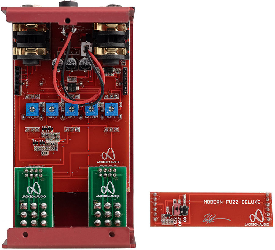 View larger image of Jackson Audio Modern Fuzz Deluxe Analog Plug-In